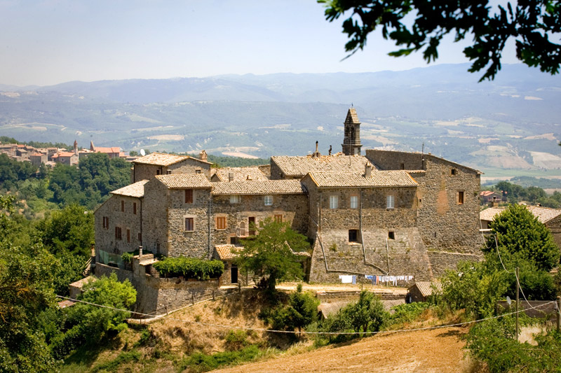 The Walled Village of Benano